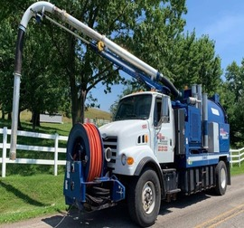 HYDRO JETTING SERVICES DONE RIGHT